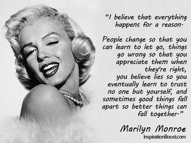 Marilyn Monroe Quotes 2 Inspiration Boost