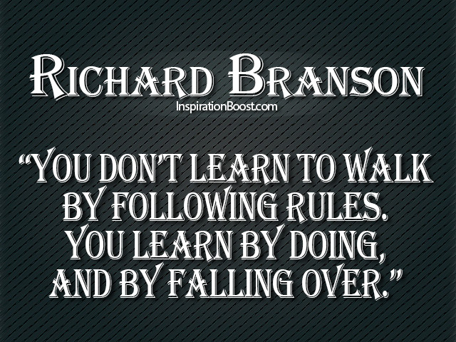 Richard Branson Quotes Inspiration Boost