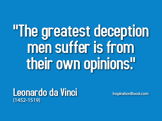 Opinion Quotes Inspiration Boost