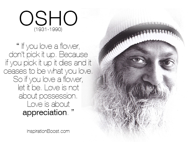 Osho Love Quotes Inspiration Boost