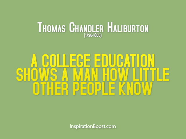 College Quotes   Inspiration Boost