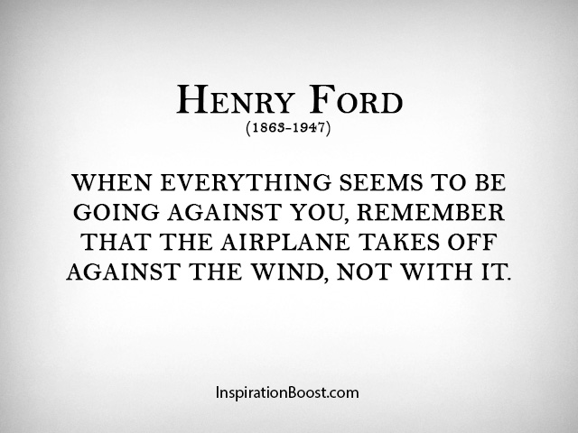 Henry Ford Flight Quotes Inspiration Boost Custom Flying Quotes