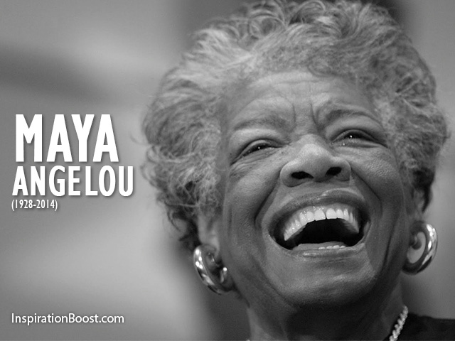 Image of: Inspirational Top 31 Maya Angelou Most Famous Quotes To Live By Inspiration Boost Top 31 Maya Angelou Most Famous Quotes To Live By Inspiration Boost