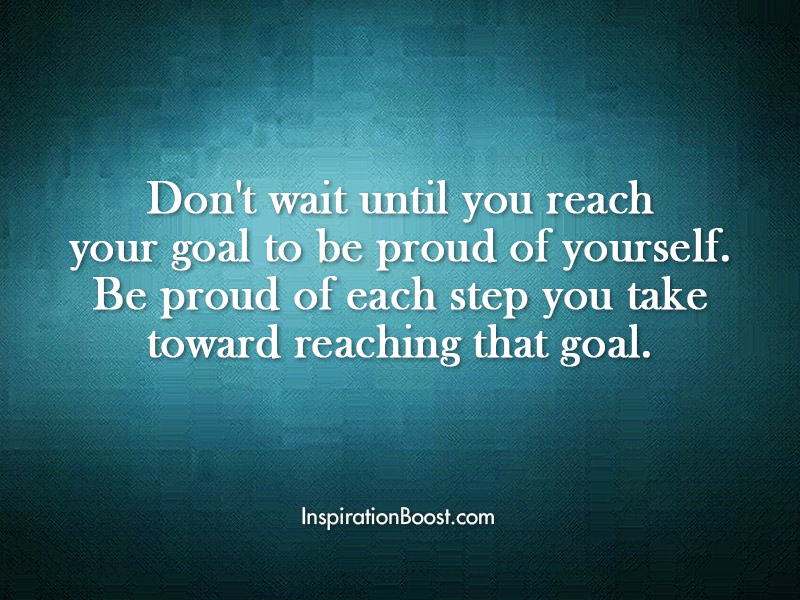 Be Proud of Yourself Quotes | Inspiration Boost