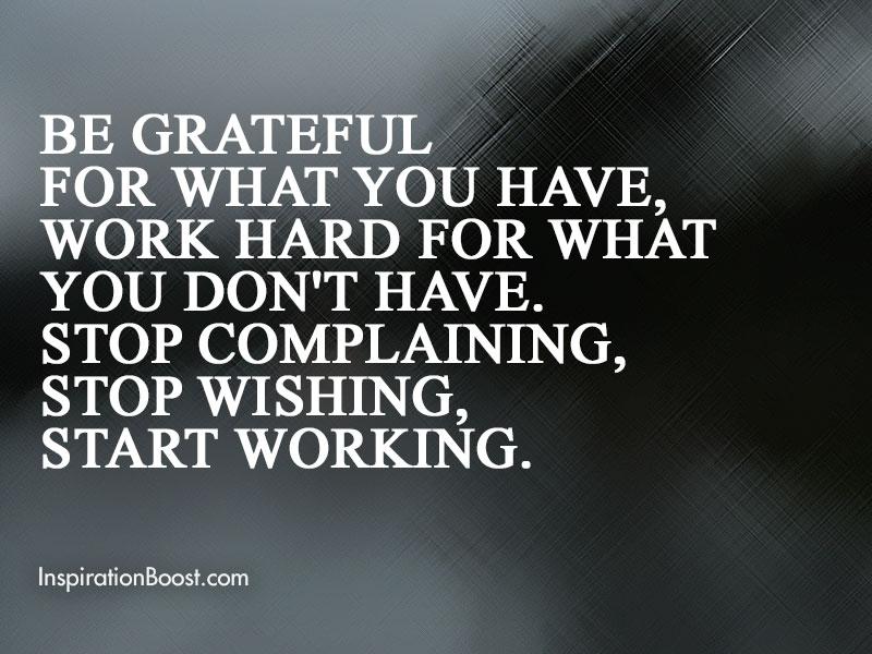 Gratitude Quotes Inspiration Boost