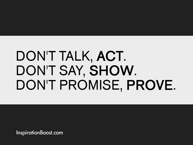 Action Quotes Great Action Quotes | Inspiration Boost Action Quotes