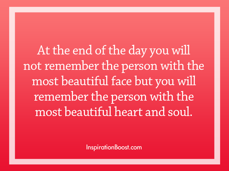 Beautiful Heart And Soul Quotes Inspiration Boost
